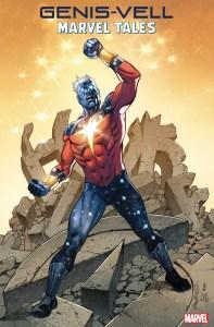 MTGENIS2021001_Pacheco-197x300 Captain Marvel's son returns in GENIS-VELL: MARVEL TALES #1