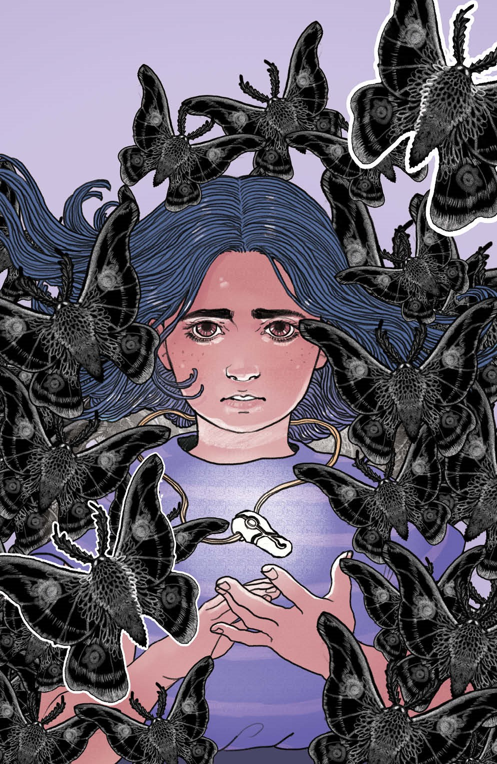 Mamo_002_Cover_B_Variant_Undressed ComicList: BOOM! Studios New Releases for 08/11/2021