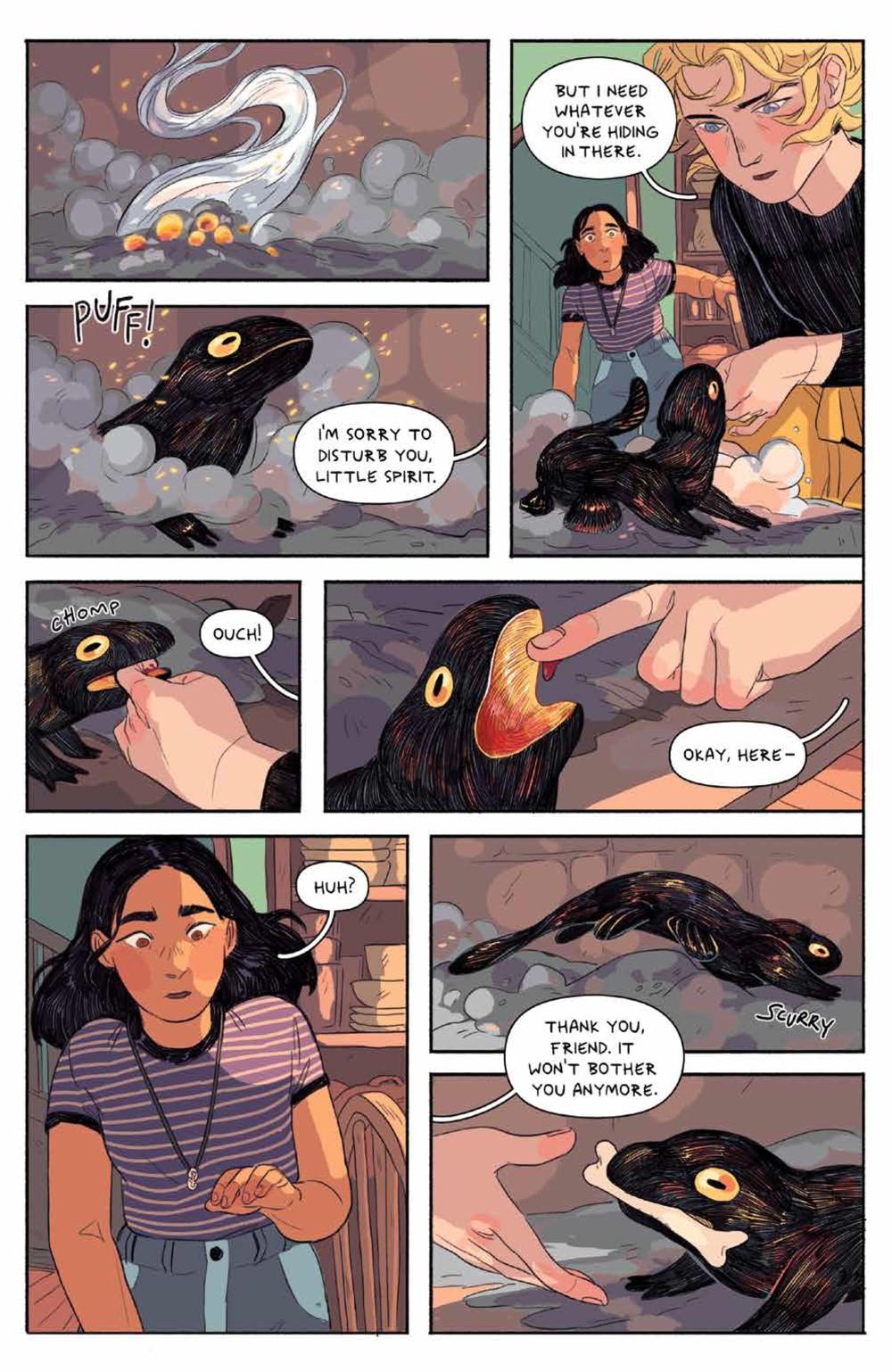Mamo_002_PRESS_7 ComicList Previews: MAMO #2 (OF 5)