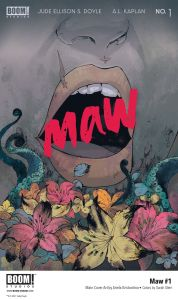 Maw_001_Cover_A_Main_PROMO-2-178x300 First Look at MAW #1 from BOOM! Studios