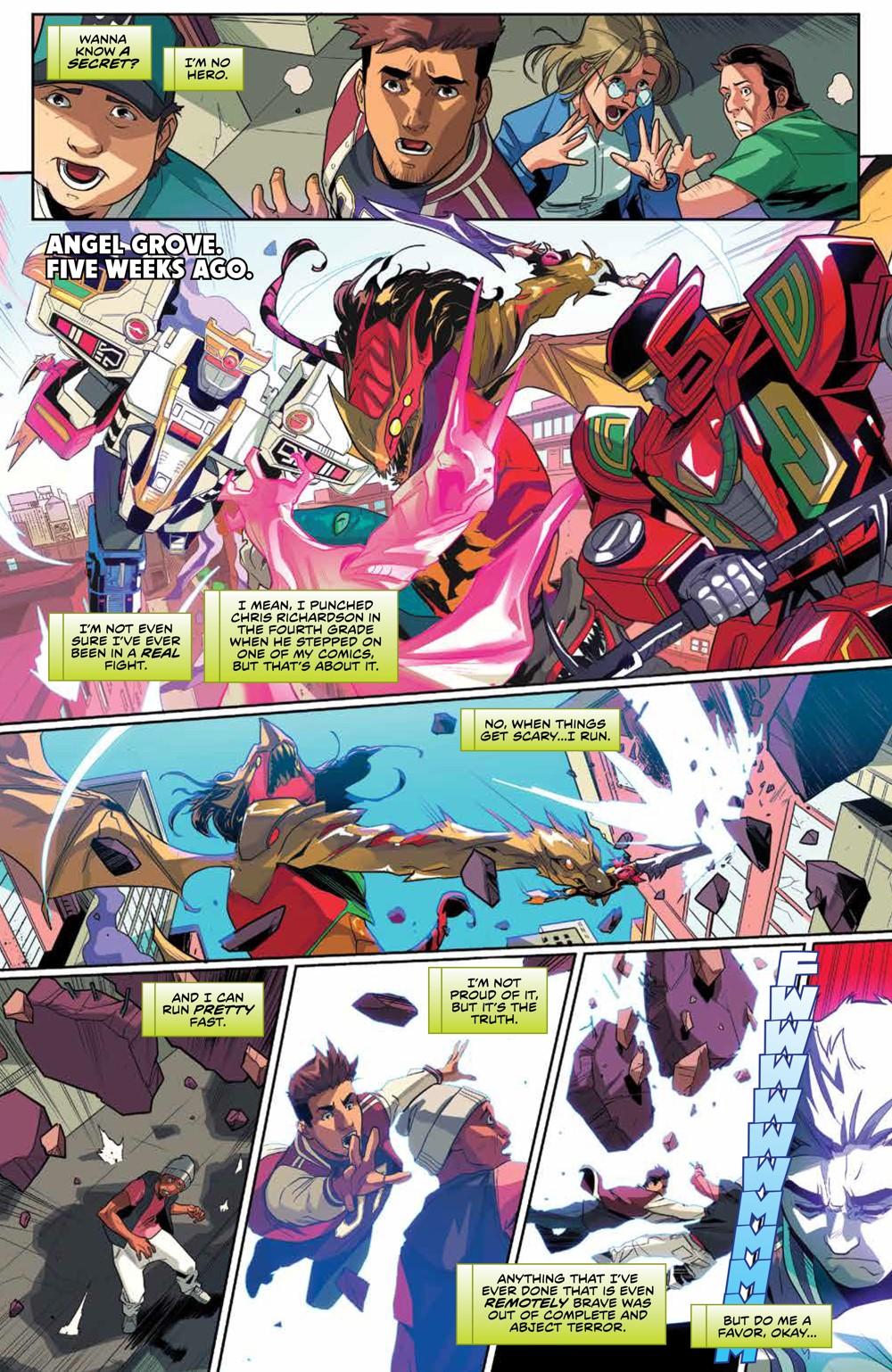 MightyMorphin_v2_SC_PRESS_7 ComicList Previews: MIGHTY MORPHIN VOLUME 2 TP