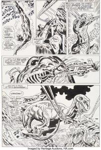 Nick-Fury-Agent-of-SHIELD-2-art-203x300 Jim Steranko Original Art: Rare Auction for Comic Legend