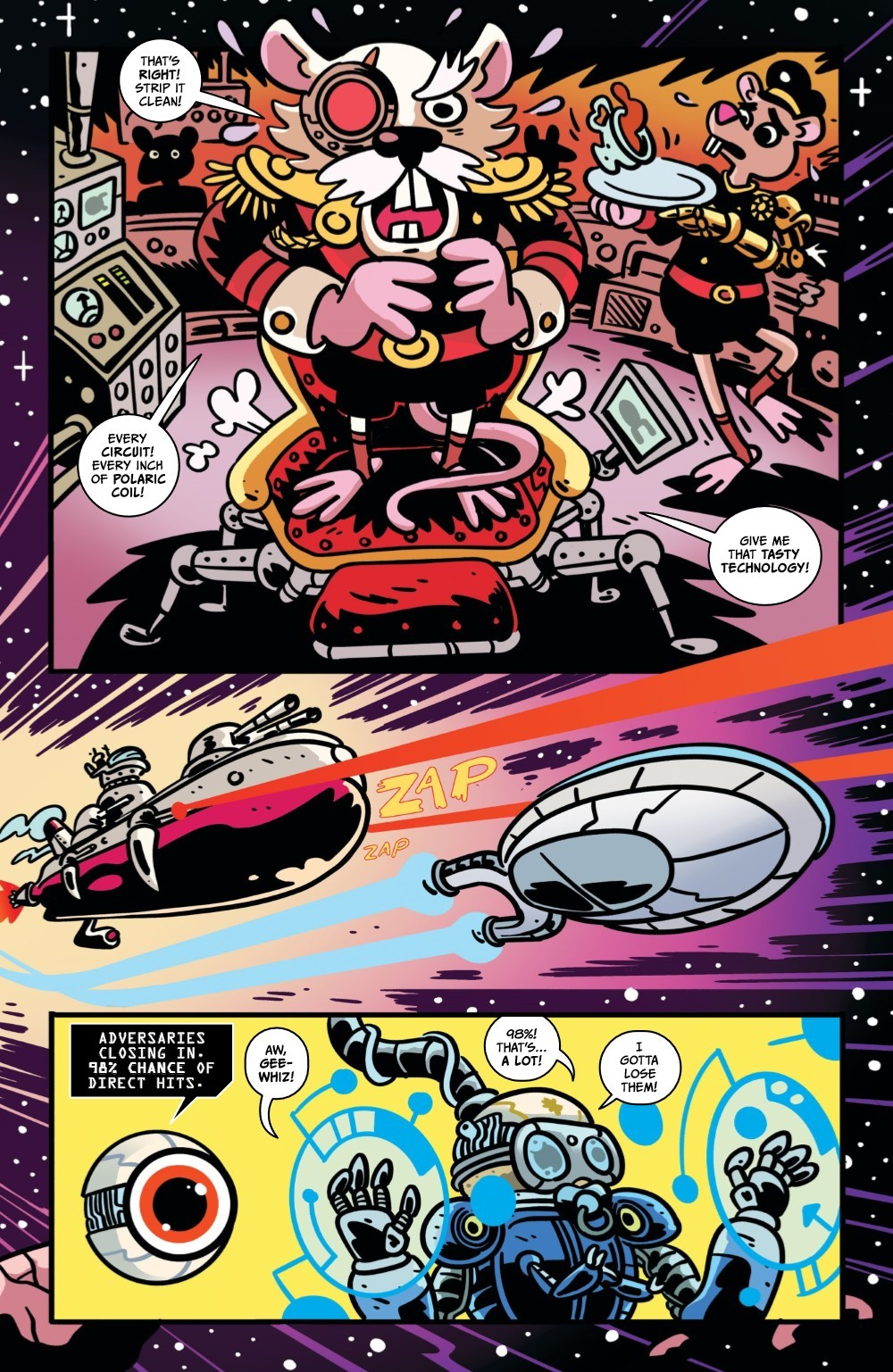 ORCSINSPACE-3-REFERENCE-06 ComicList Previews: ORCS IN SPACE #3