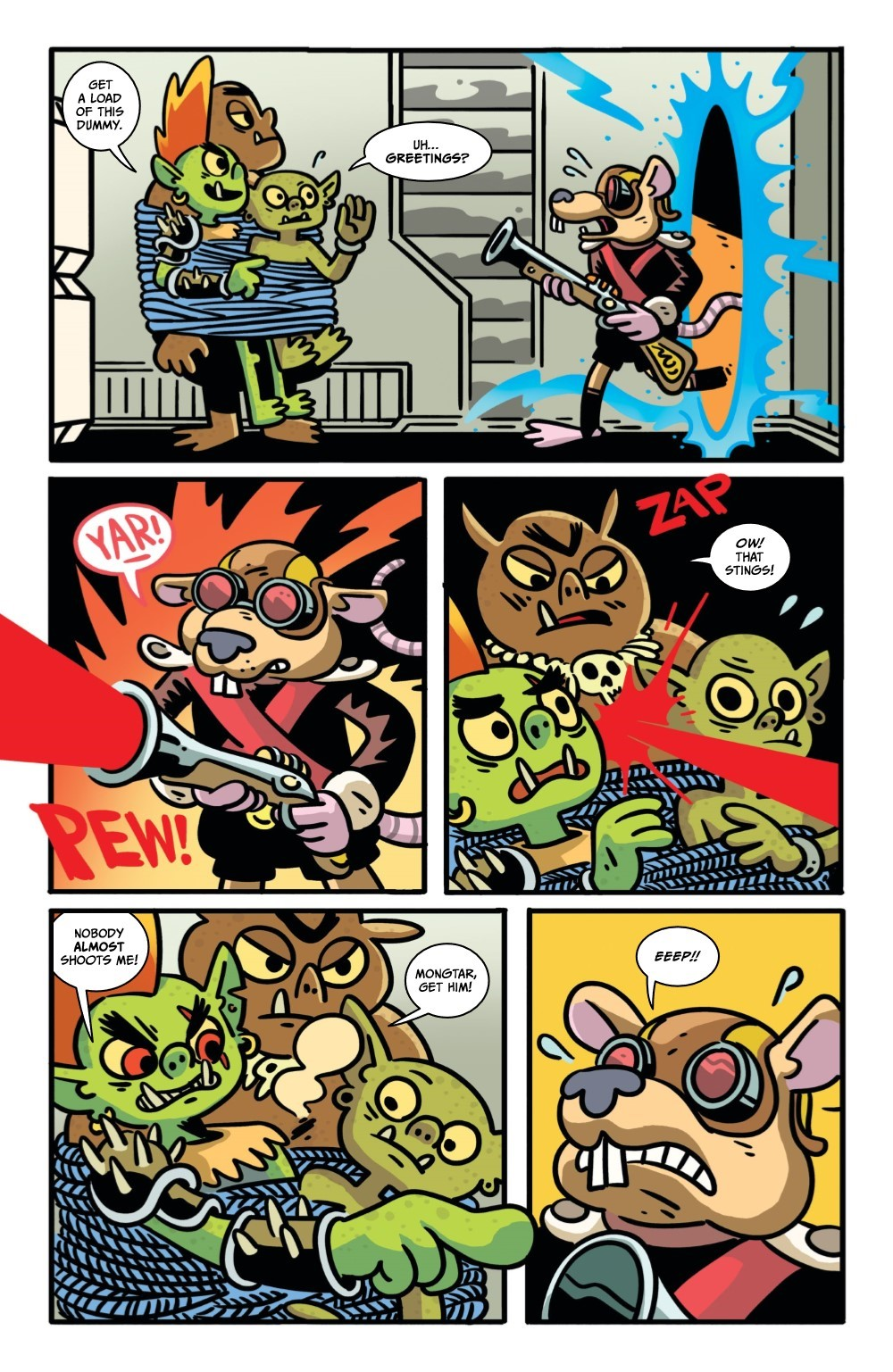 ORCSINSPACE-3-REFERENCE-09 ComicList Previews: ORCS IN SPACE #3