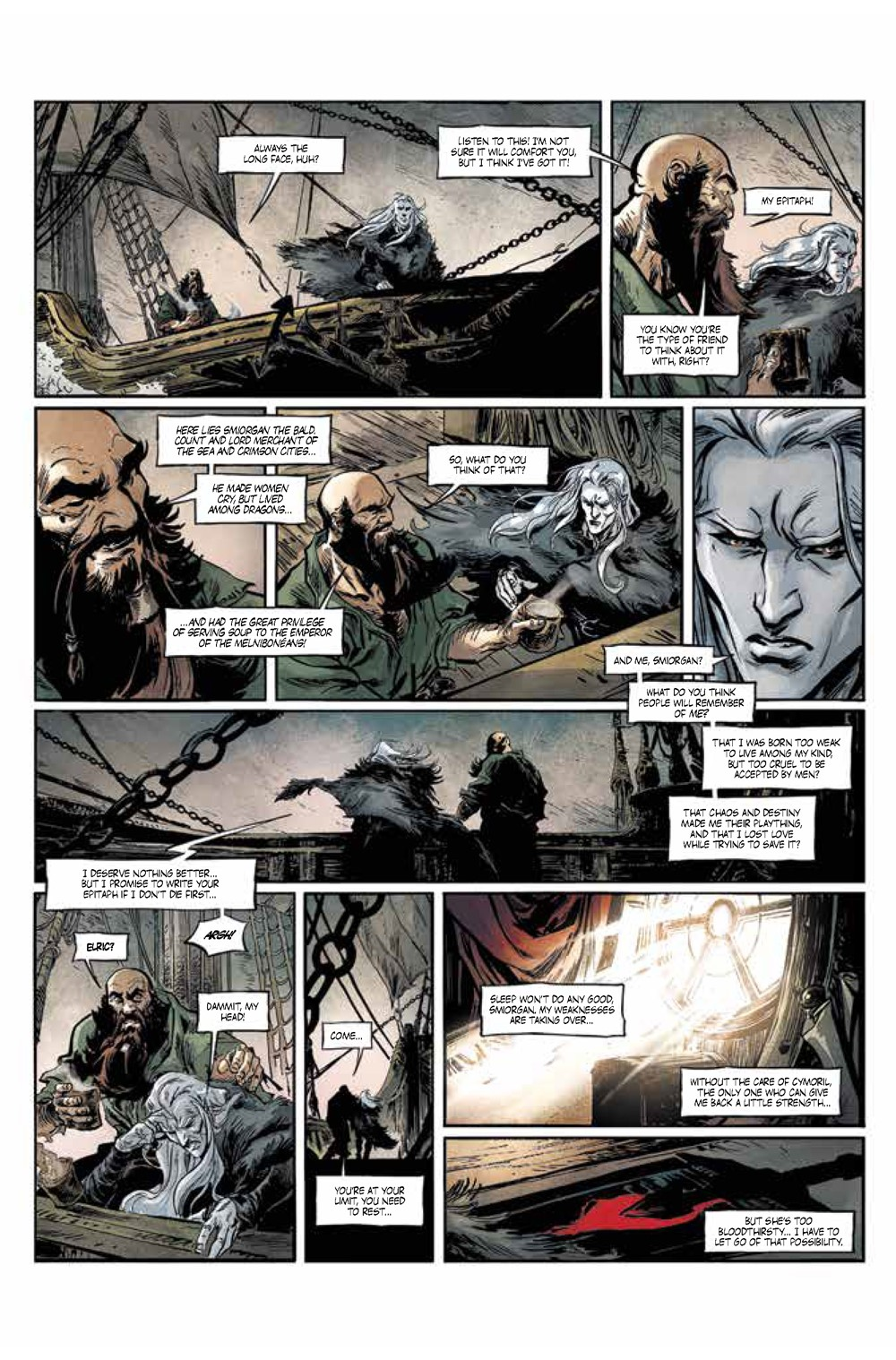 Pages-from-Elric1_complete_Page_3 ComicList Previews: ELRIC THE DREAMING CITY #1