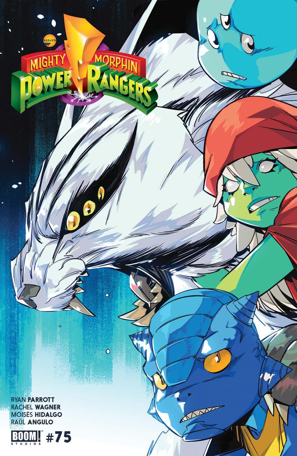 PowerRangers_010_Cover_B_Legacy_Variant ComicList Previews: POWER RANGERS #10