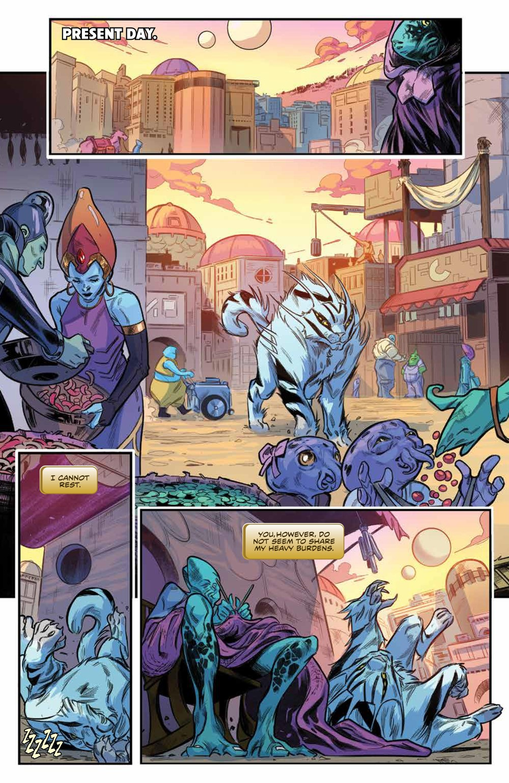 PowerRangers_010_PRESS_6 ComicList Previews: POWER RANGERS #10