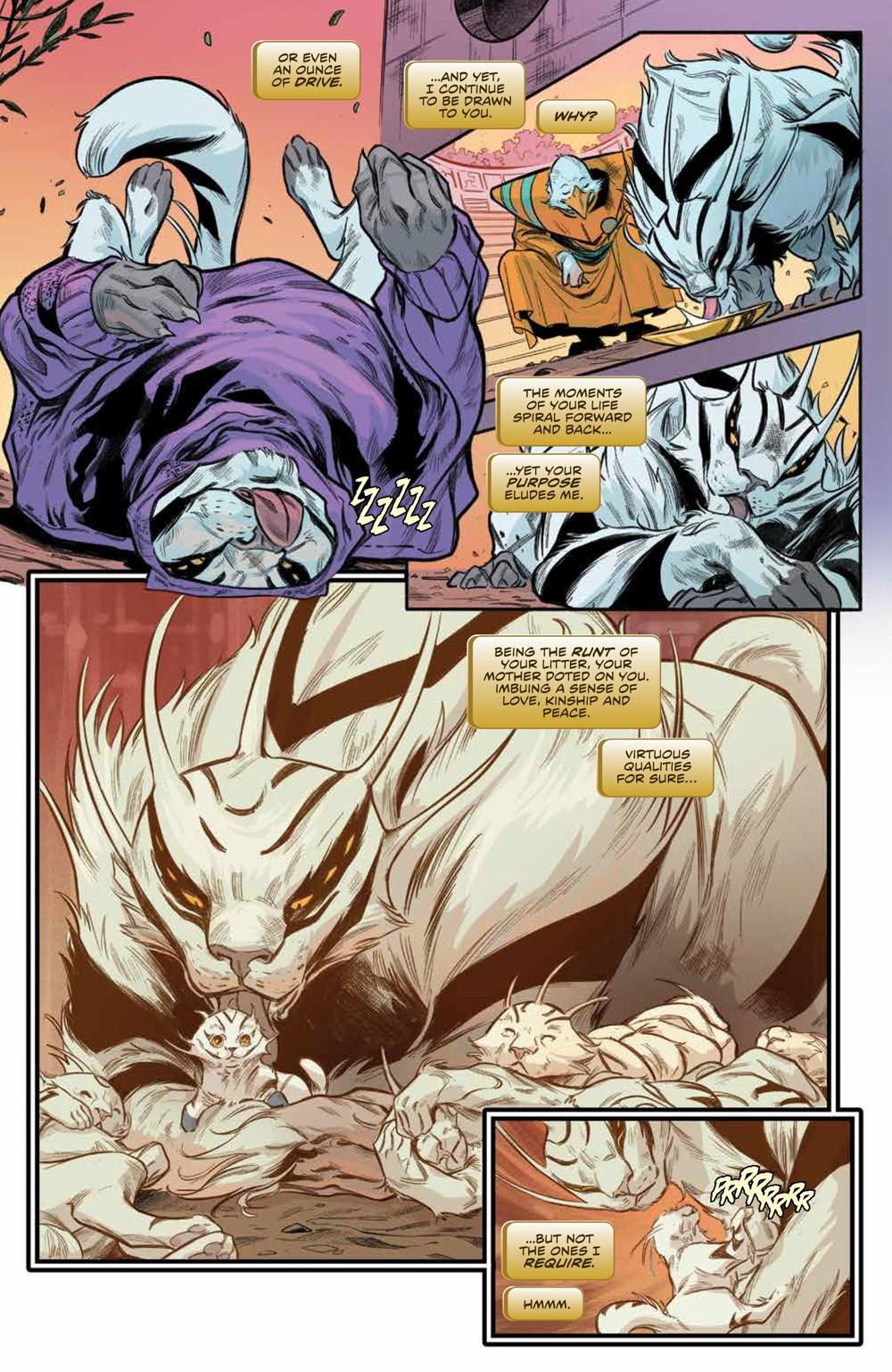 PowerRangers_010_PRESS_7 ComicList Previews: POWER RANGERS #10