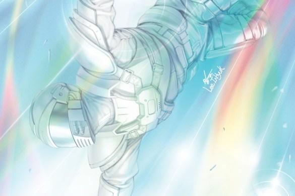 PowerRangers_Universe_001_Cover_E_Variant_PROMO Explore the Power Rangers Universe in POWER RANGERS UNIVERSE