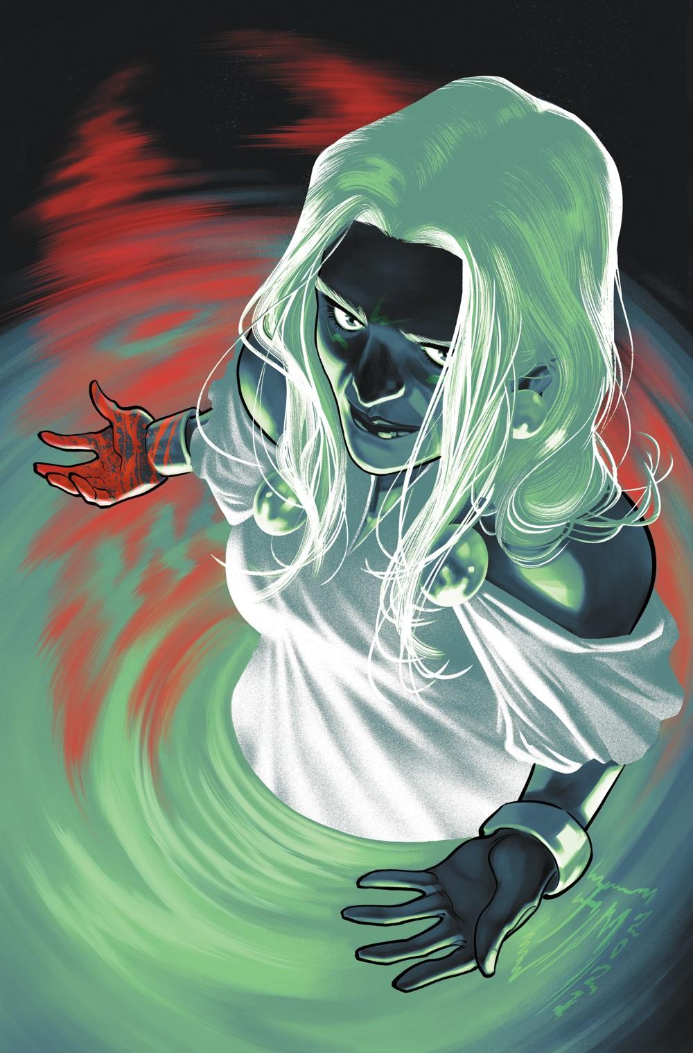 ROBIN-8-variant DC Comics November 2021 Solicitations