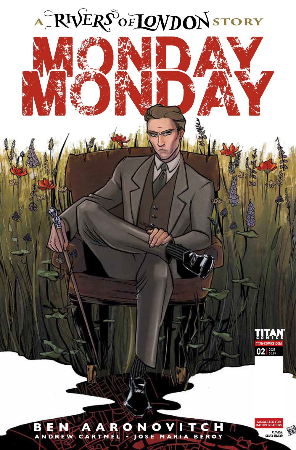 RoL_MM_2_COVERS_A ComicList Previews: MONDAY MONDAY RIVERS OF LONDON #2