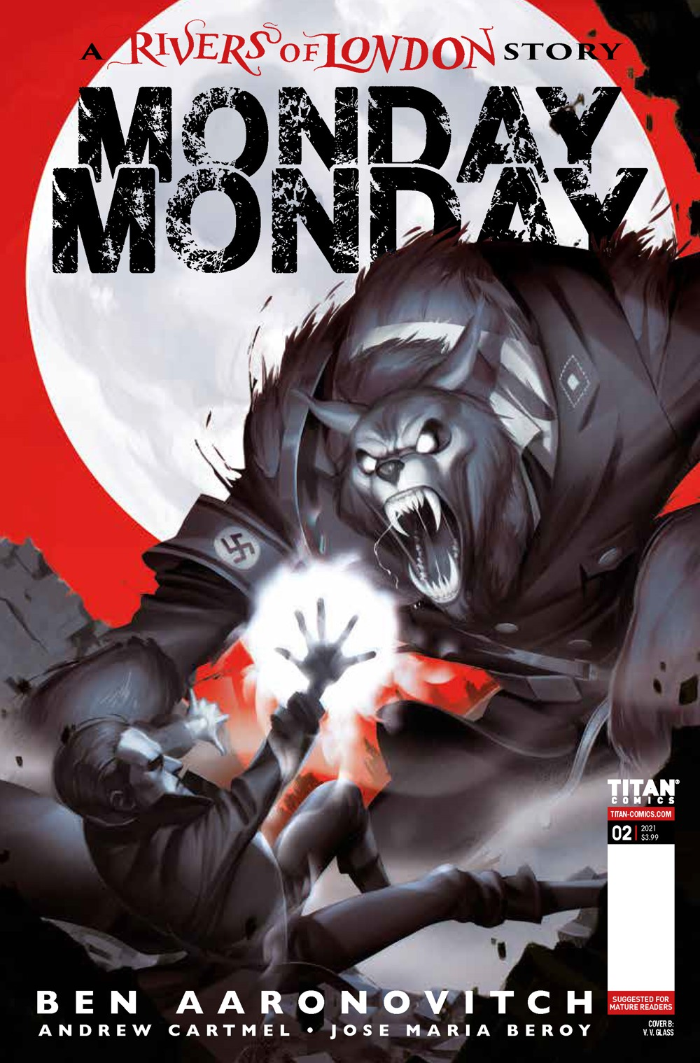 RoL_MM_2_COVERS_B ComicList Previews: MONDAY MONDAY RIVERS OF LONDON #2