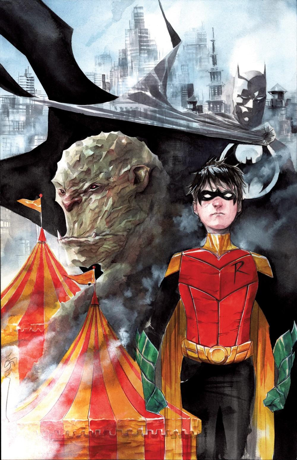 Robin_and_Batman_Cv2 DC Comics November 2021 Solicitations