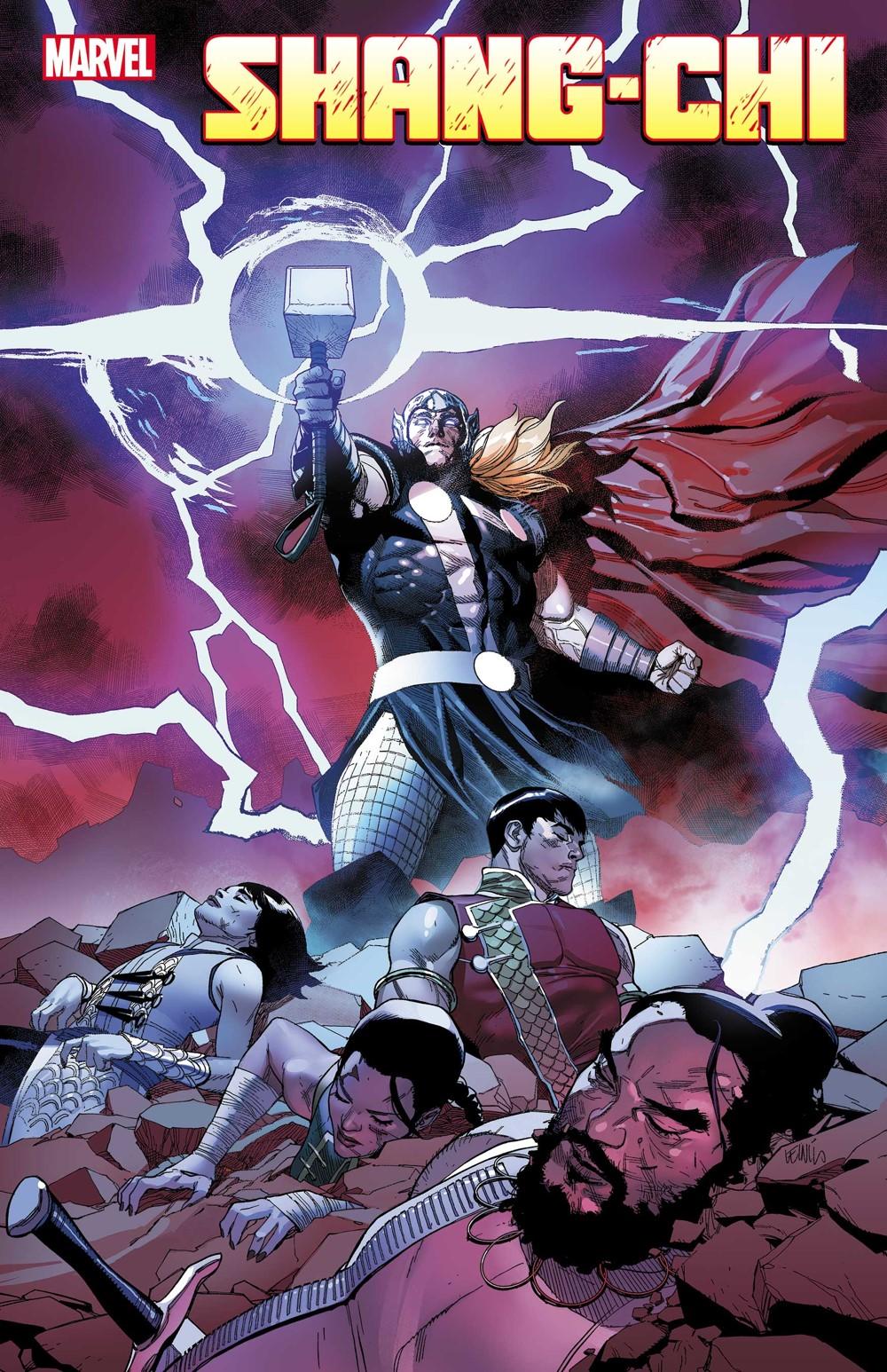 SHANGCHI2021006_cov Marvel Comics November 2021 Solicitations