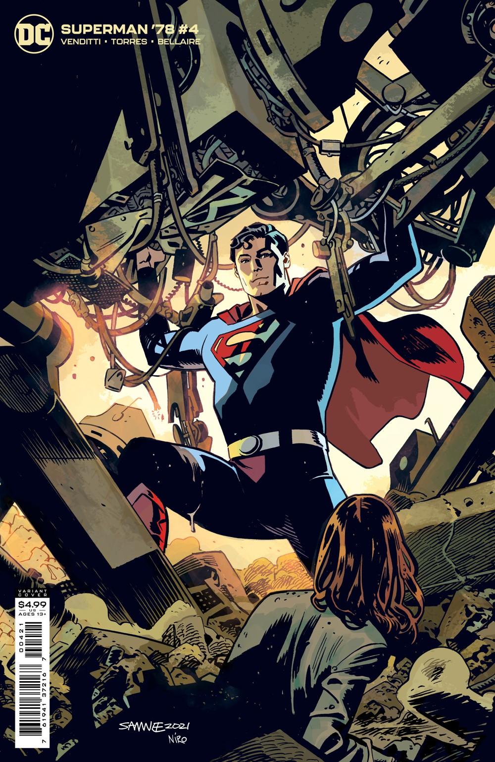 SM78_Cv4_var_00421 DC Comics November 2021 Solicitations