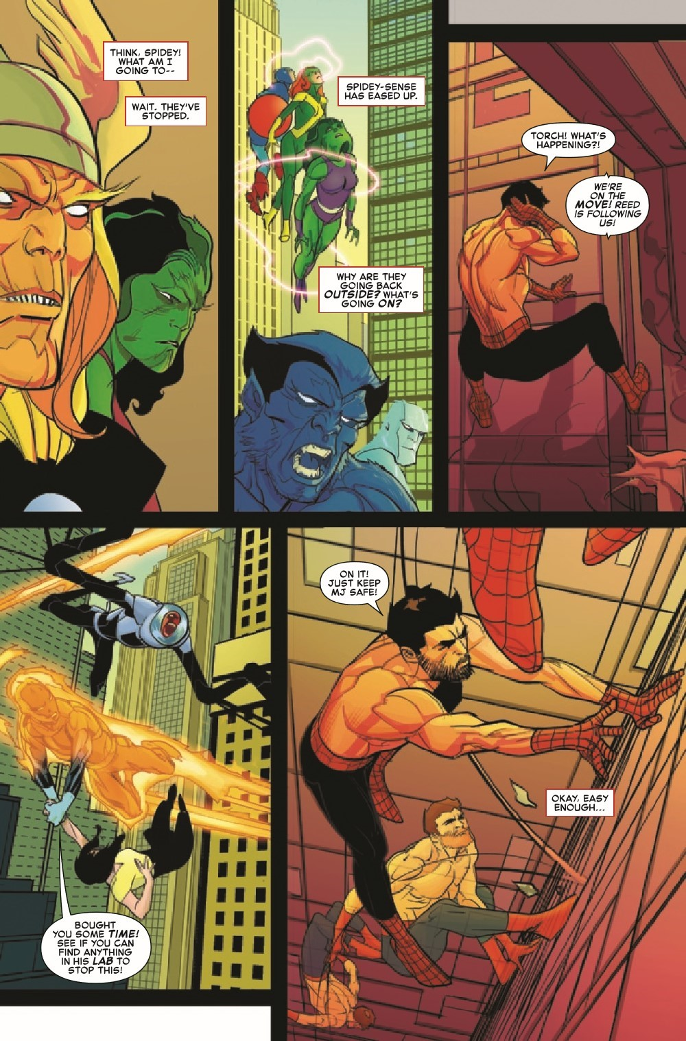 SMSPIDERSHADOW2021005_Preview-6 ComicList Previews: SPIDER-MAN SPIDER'S SHADOW #5 (OF 5)