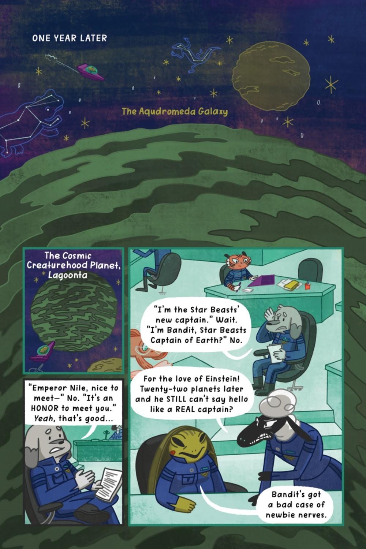 STARBEASTS-MARKETING-006 ComicList Previews: STAR BEASTS TP