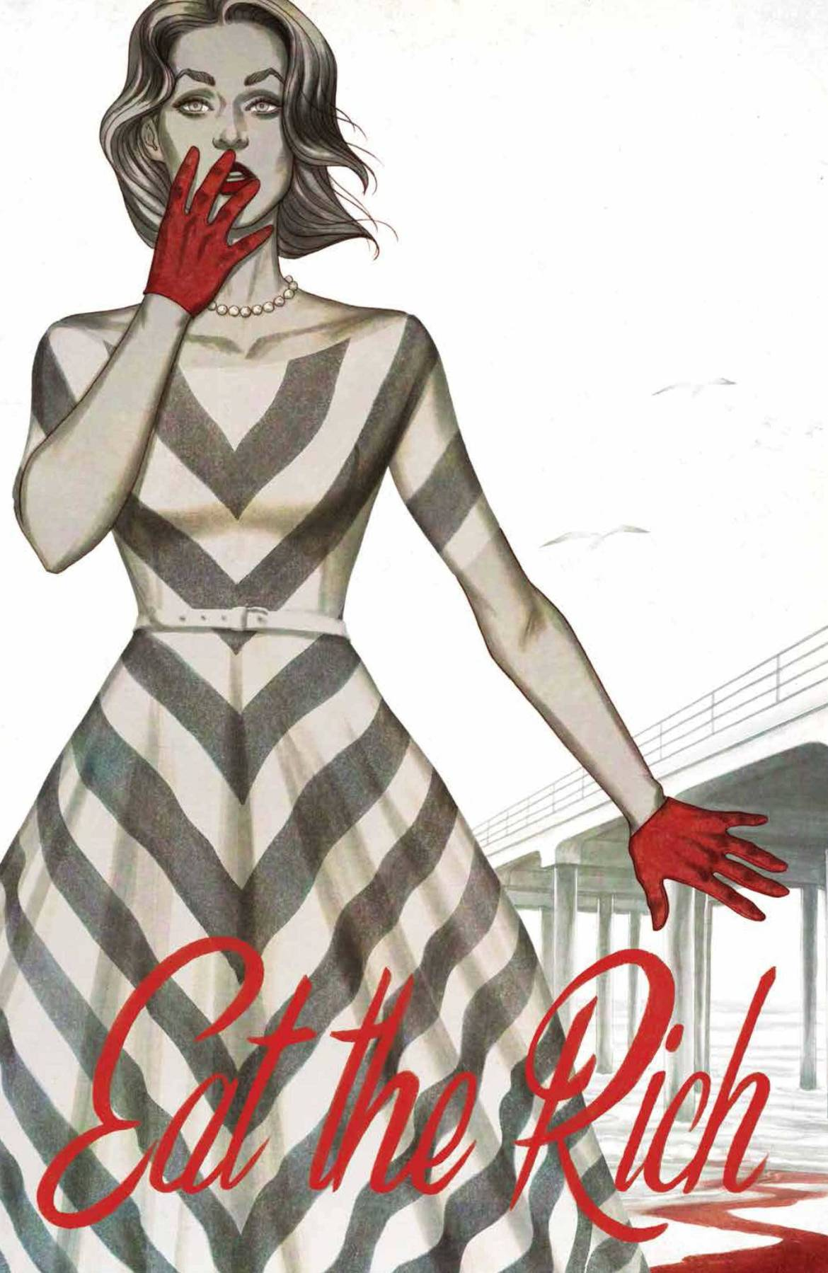 STL193841 ComicList Previews: EAT THE RICH #1 (OF 5)