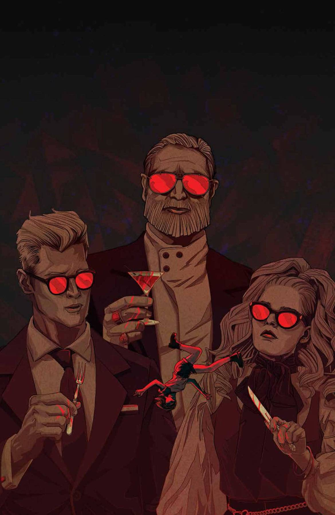 STL193843 ComicList Previews: EAT THE RICH #1 (OF 5)