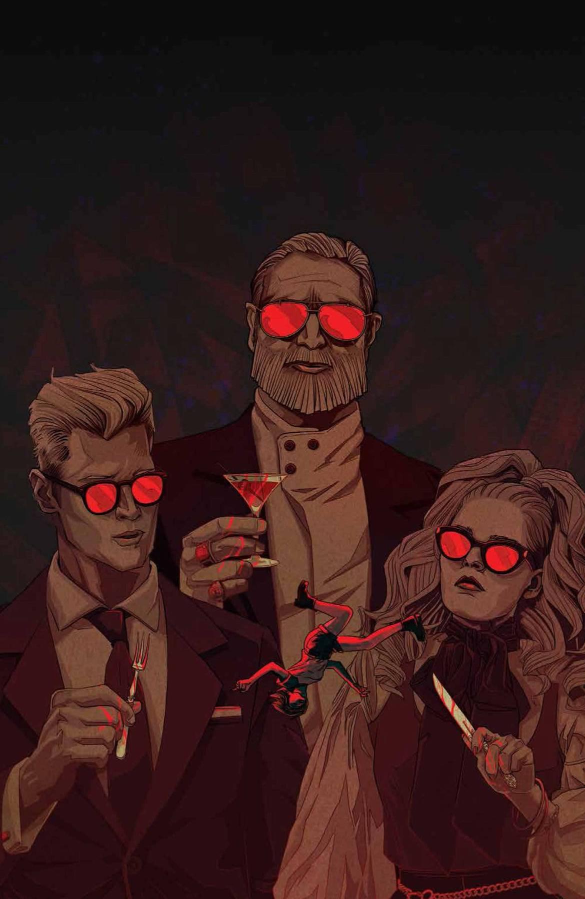 STL193843 ComicList: BOOM! Studios New Releases for 08/18/2021