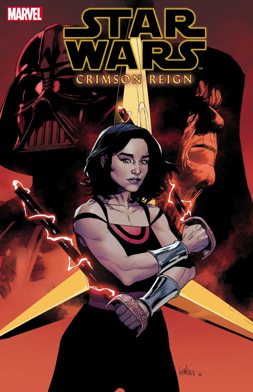 STWCRIMSONR2021001 Marvel Comics November 2021 Solicitations