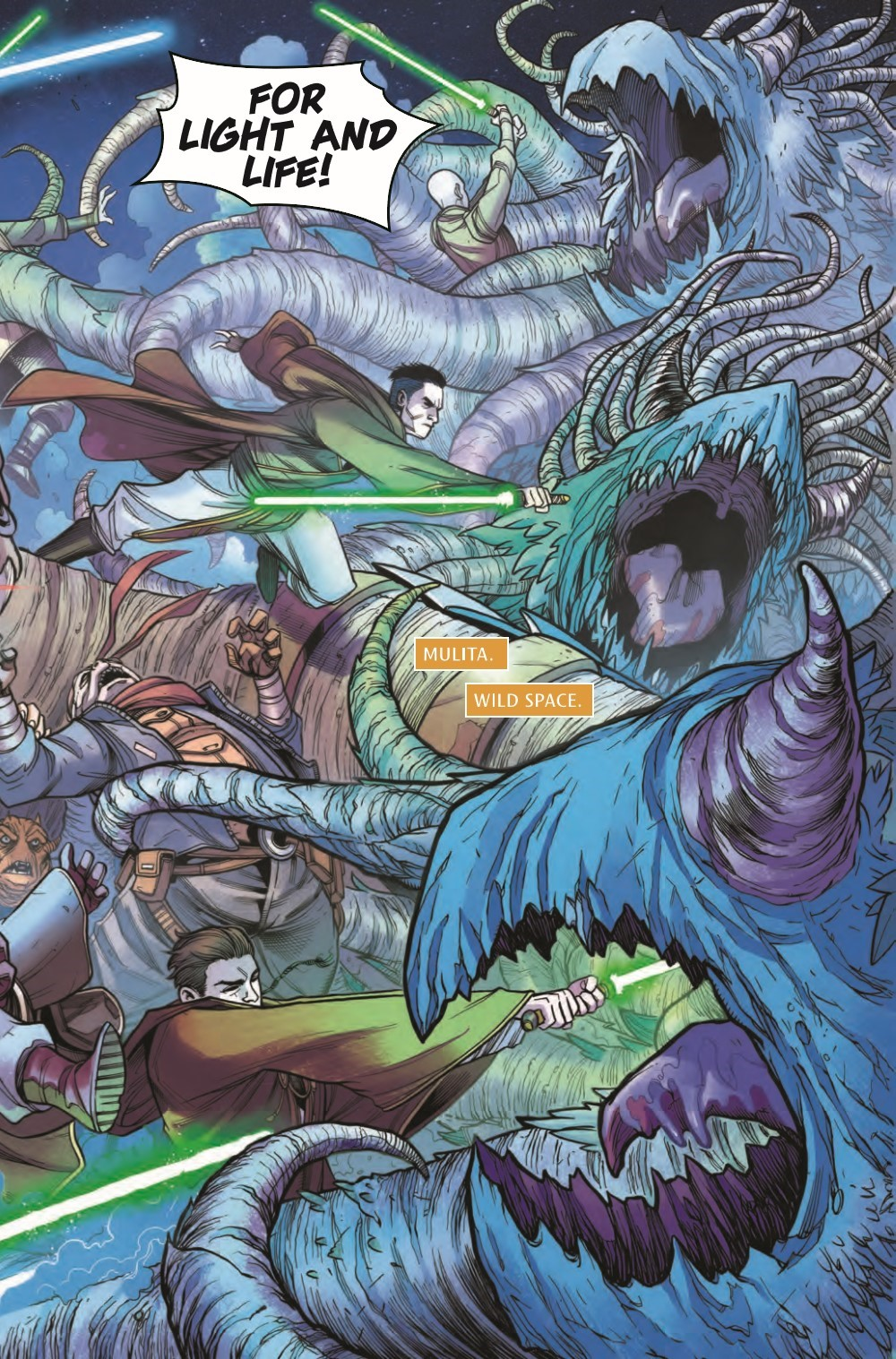 STWHIGHREP2021008_Preview-5 ComicList Previews: STAR WARS THE HIGH REPUBLIC #8
