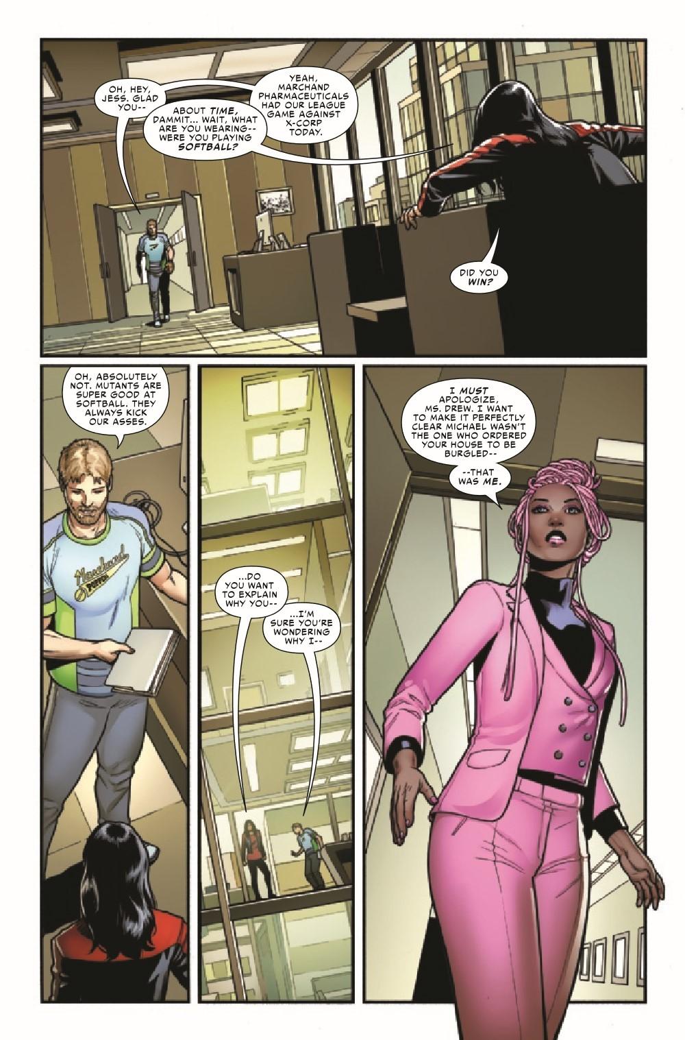 SWOMAN2020014_Preview-6 ComicList Previews: SPIDER-WOMAN #14