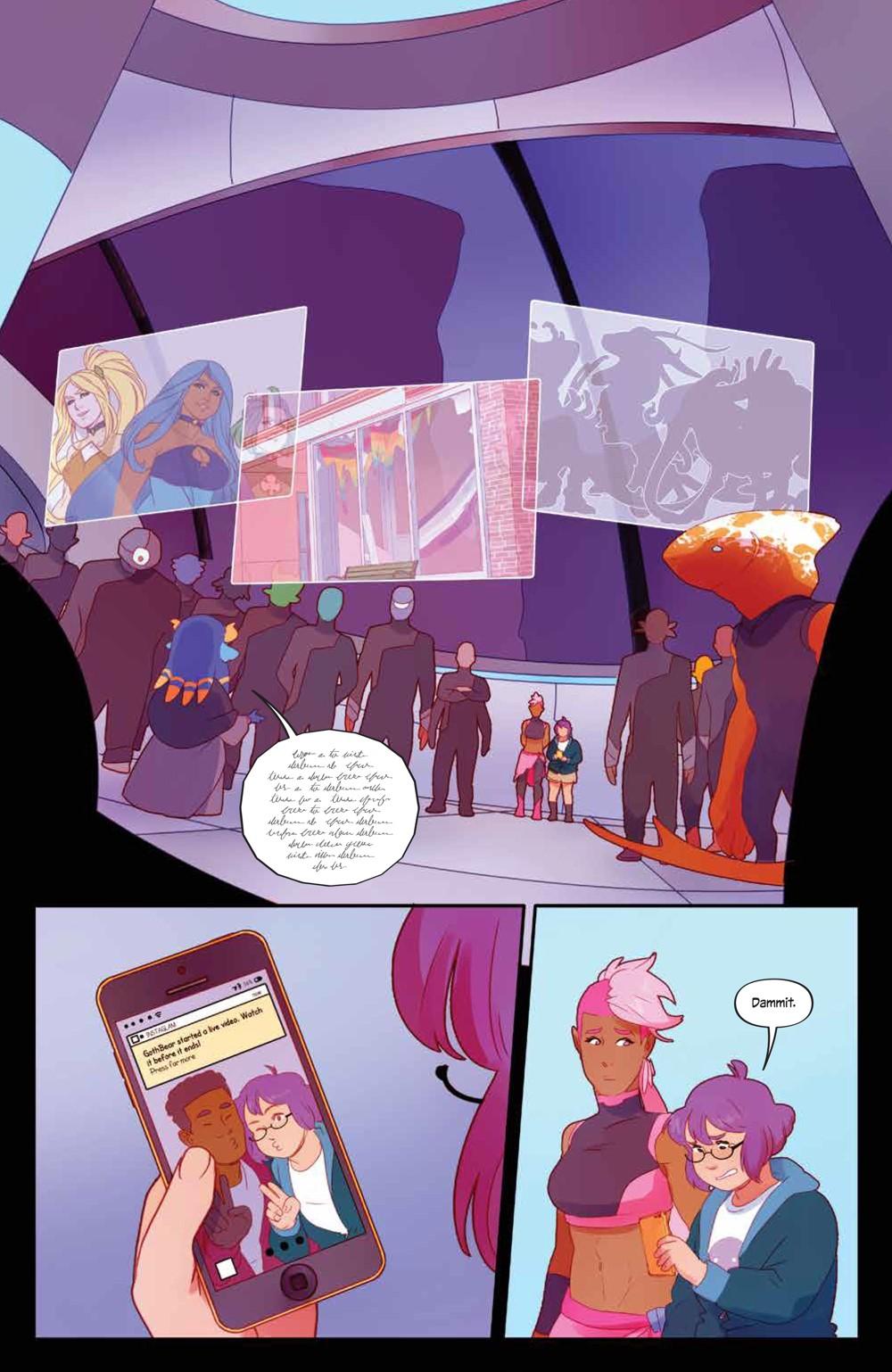 SaveYourself_003_PRESS_3 ComicList Previews: SAVE YOURSELF #3 (OF 4)