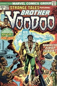 Strange-Tales-169-199x300 Brother Voodoo Keys: Worth Looking For?