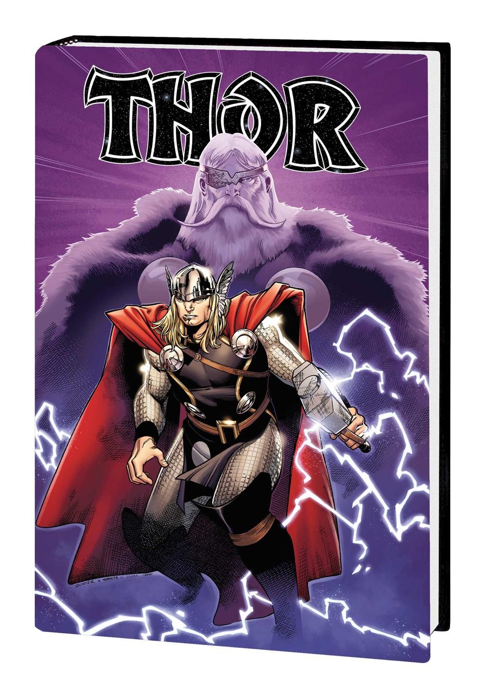 THOR_MF_OMNIBUS_HC_COIPEL Marvel Comics November 2021 Solicitations