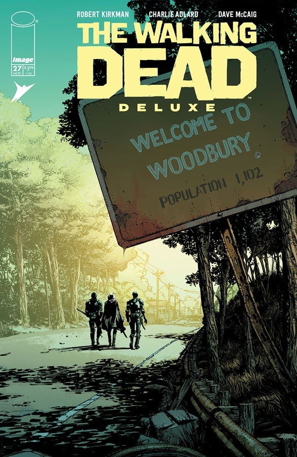 TheWalkingDeadDeluxe_27a_finch Image Comics November 2021 Solicitations