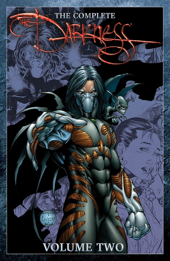 Thedarkness_complete_tp2 Image Comics November 2021 Solicitations