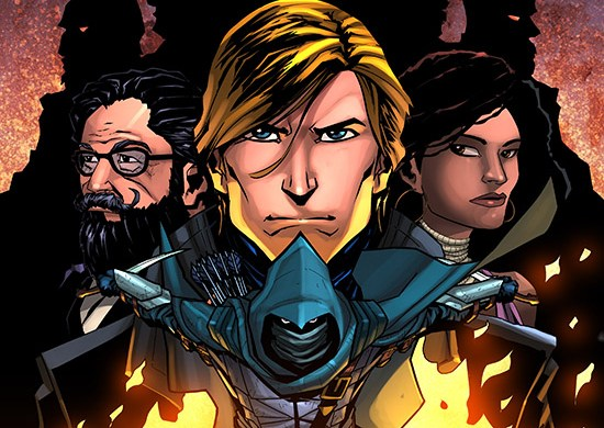 Winter-Ember3 Winter Ember video game evolves into eigoMANGA comic book