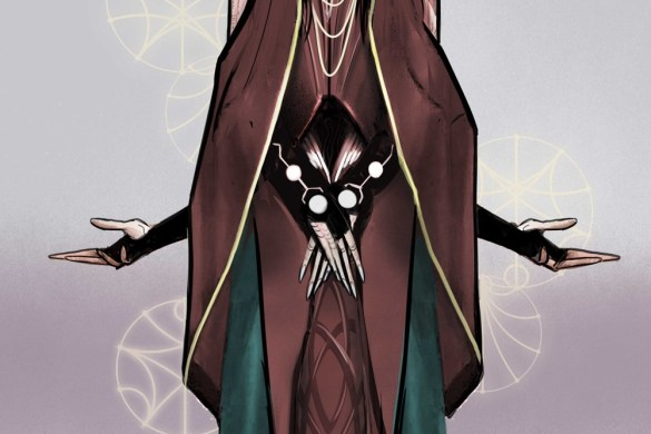 WyrdDesign The Three Mothers might be connected to the DEATH OF DOCTOR STRANGE