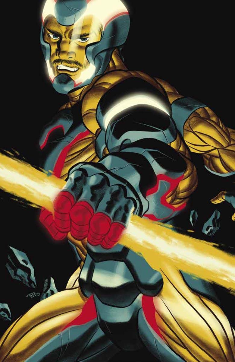 X-O_5_COVER_INCENTIVE ComicList Previews: X-O MANOWAR #5
