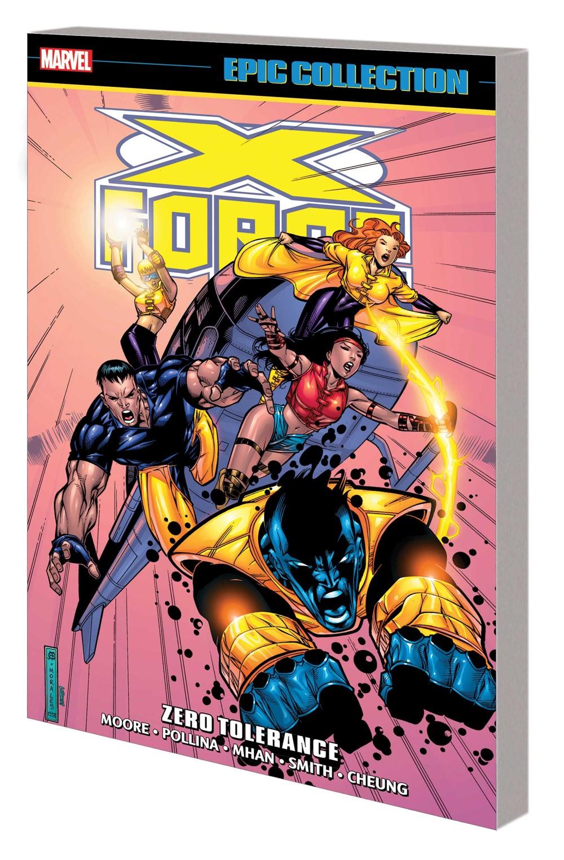 XFORCEEPIC_V07_TPB Marvel Comics November 2021 Solicitations