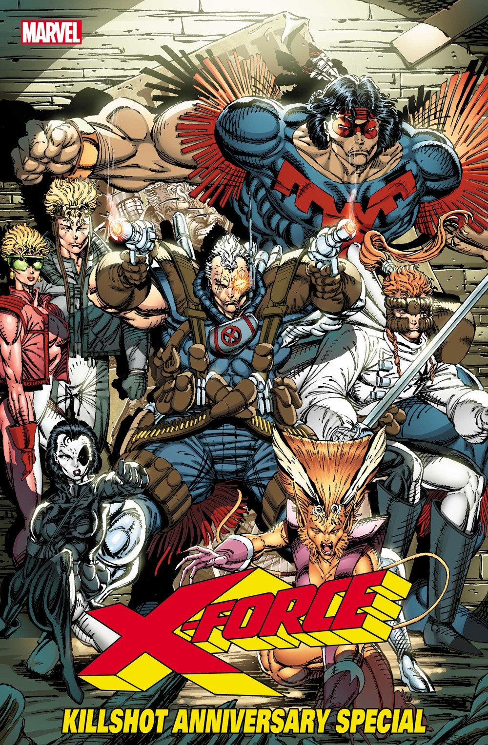 XFORCEKILLS2021001-hiddengem Marvel Comics November 2021 Solicitations