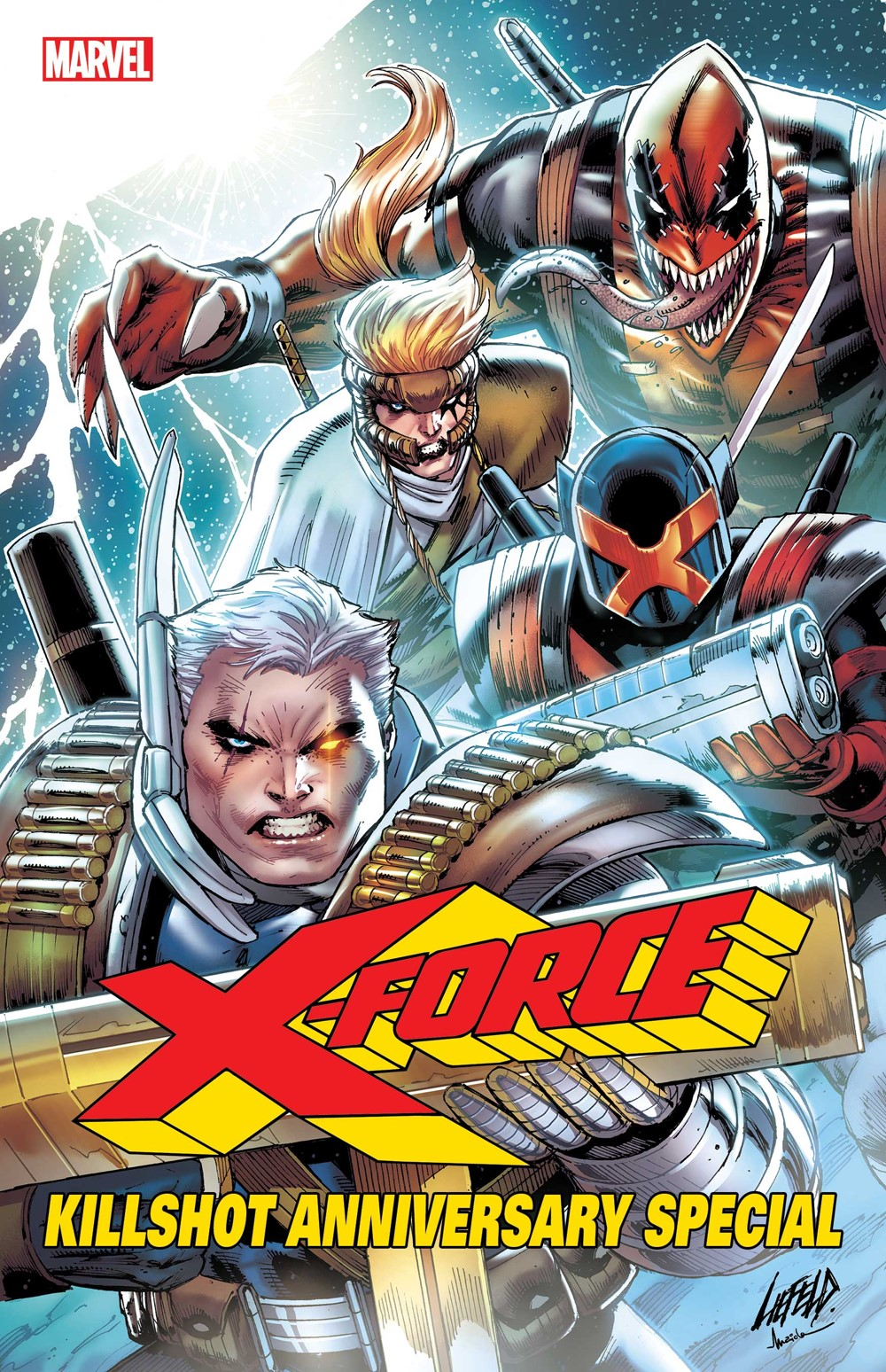 XFORCEKILLS2021001_RL_VAR Marvel Comics November 2021 Solicitations