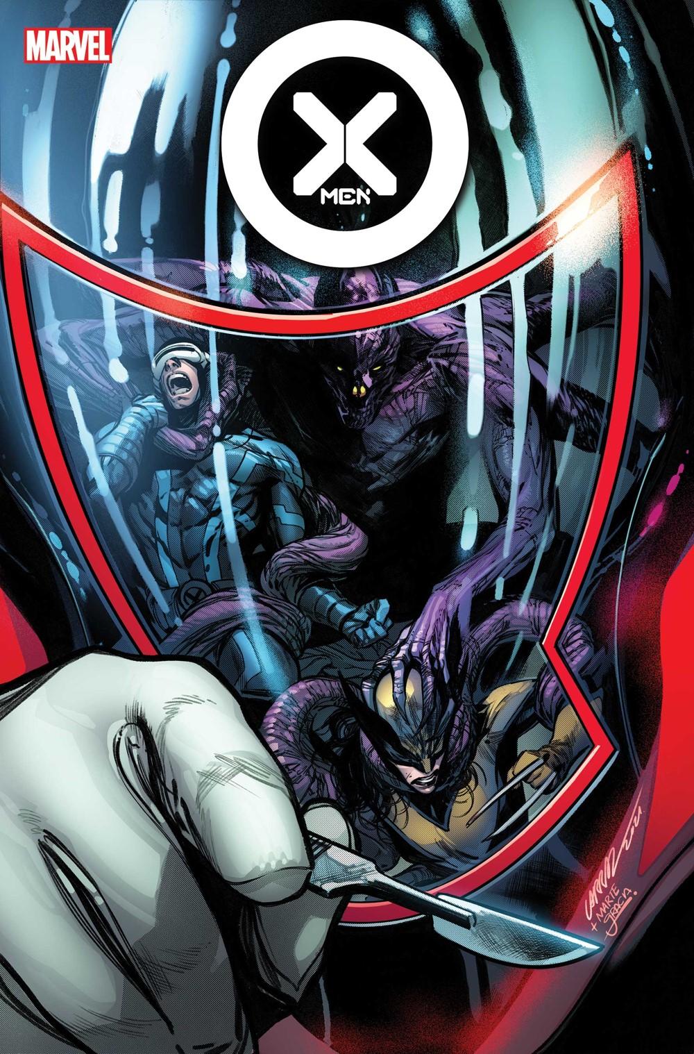XMEN2021005_Col Marvel Comics November 2021 Solicitations