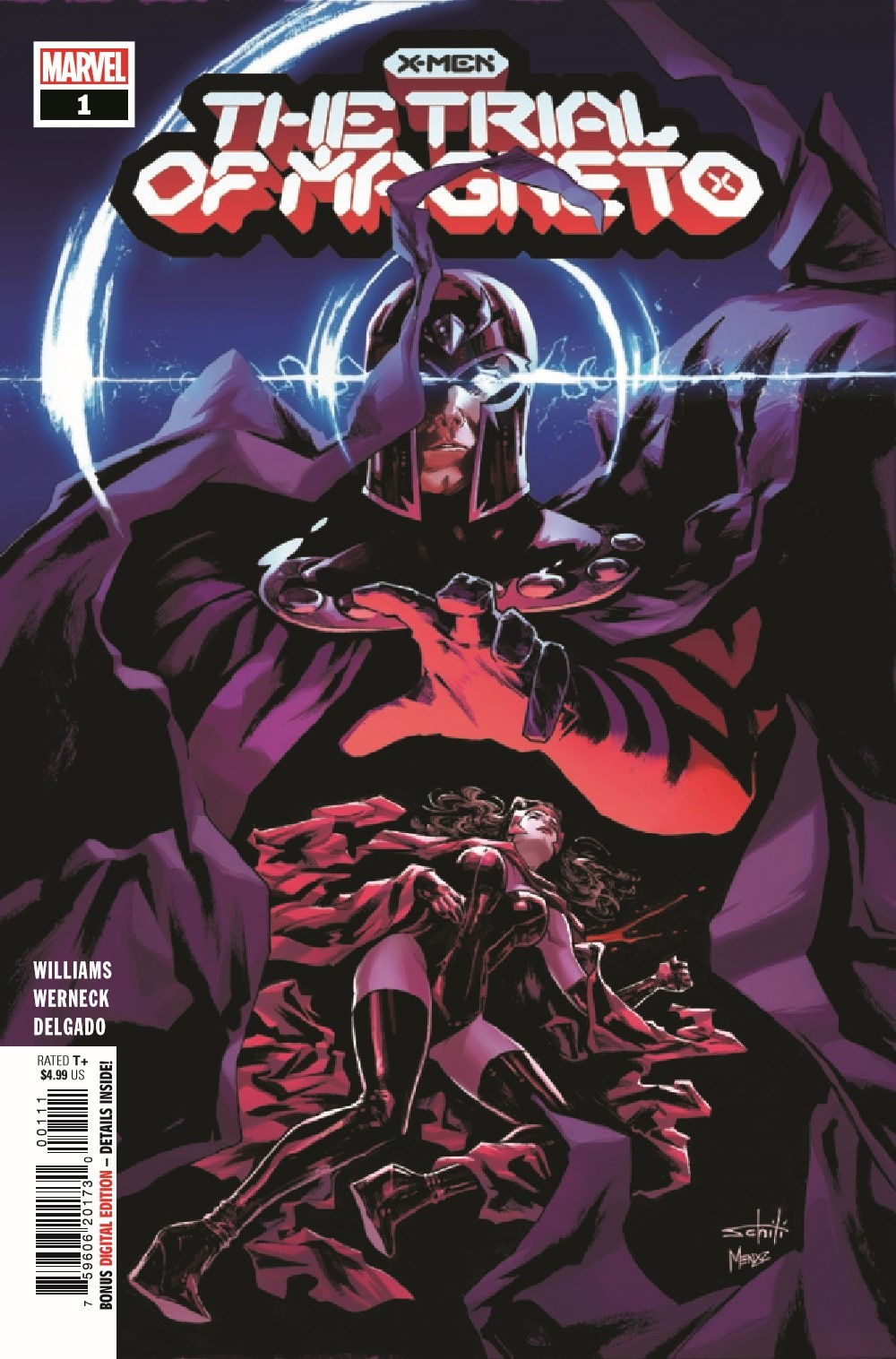 XMENTRIAL2021001_Preview-1 ComicList Previews: X-MEN THE TRIAL OF MAGNETO #1 (OF 5)