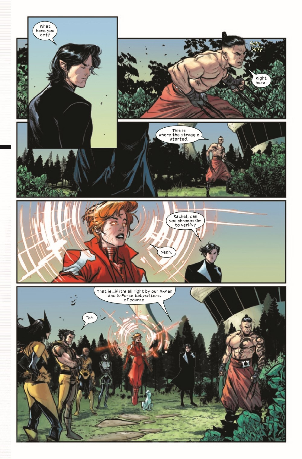 XMENTRIAL2021001_Preview-2 ComicList Previews: X-MEN THE TRIAL OF MAGNETO #1 (OF 5)