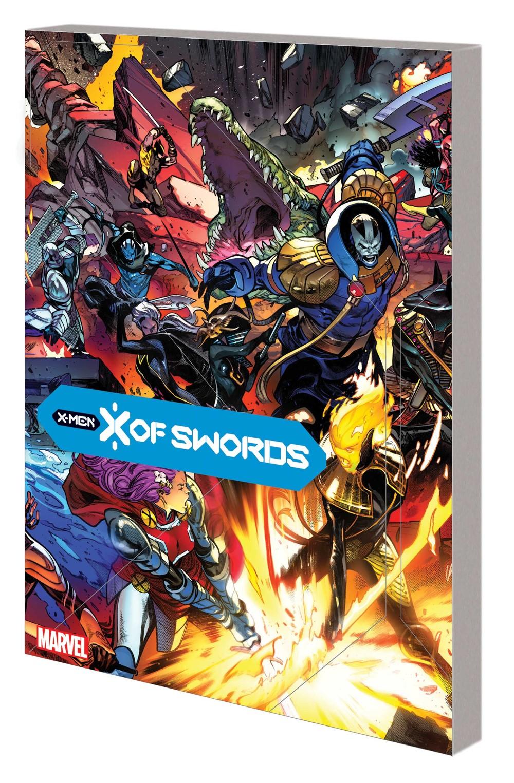 XOFSWORDS_TPB Marvel Comics November 2021 Solicitations