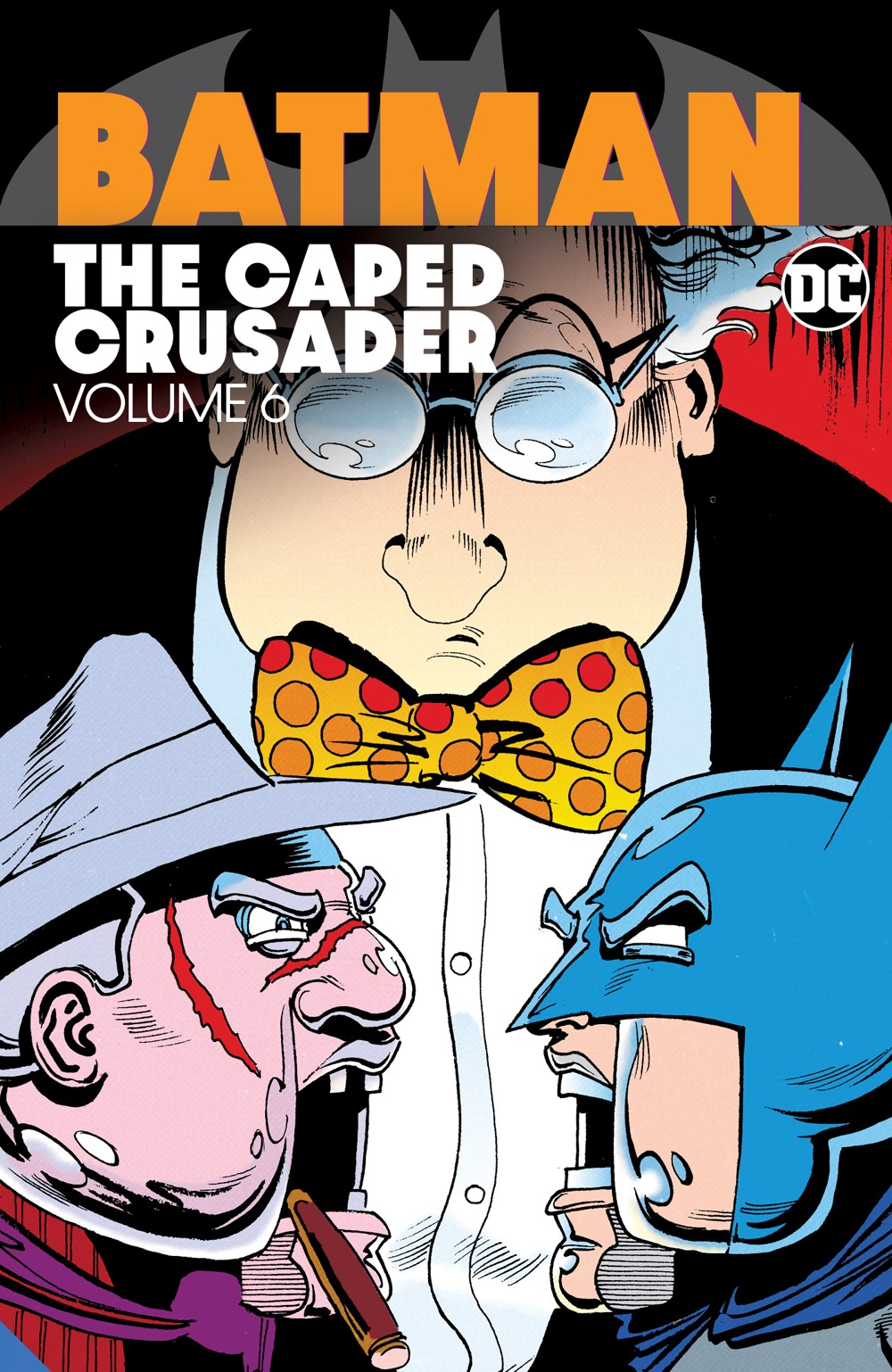 batmanthecapedcrusader-vol6 DC Comics November 2021 Solicitations