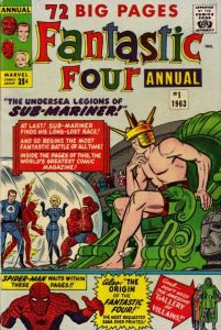 fantastic_four_annual_1-201x300 Wakanda Forever Spec: Are the Atlanteans Coming?