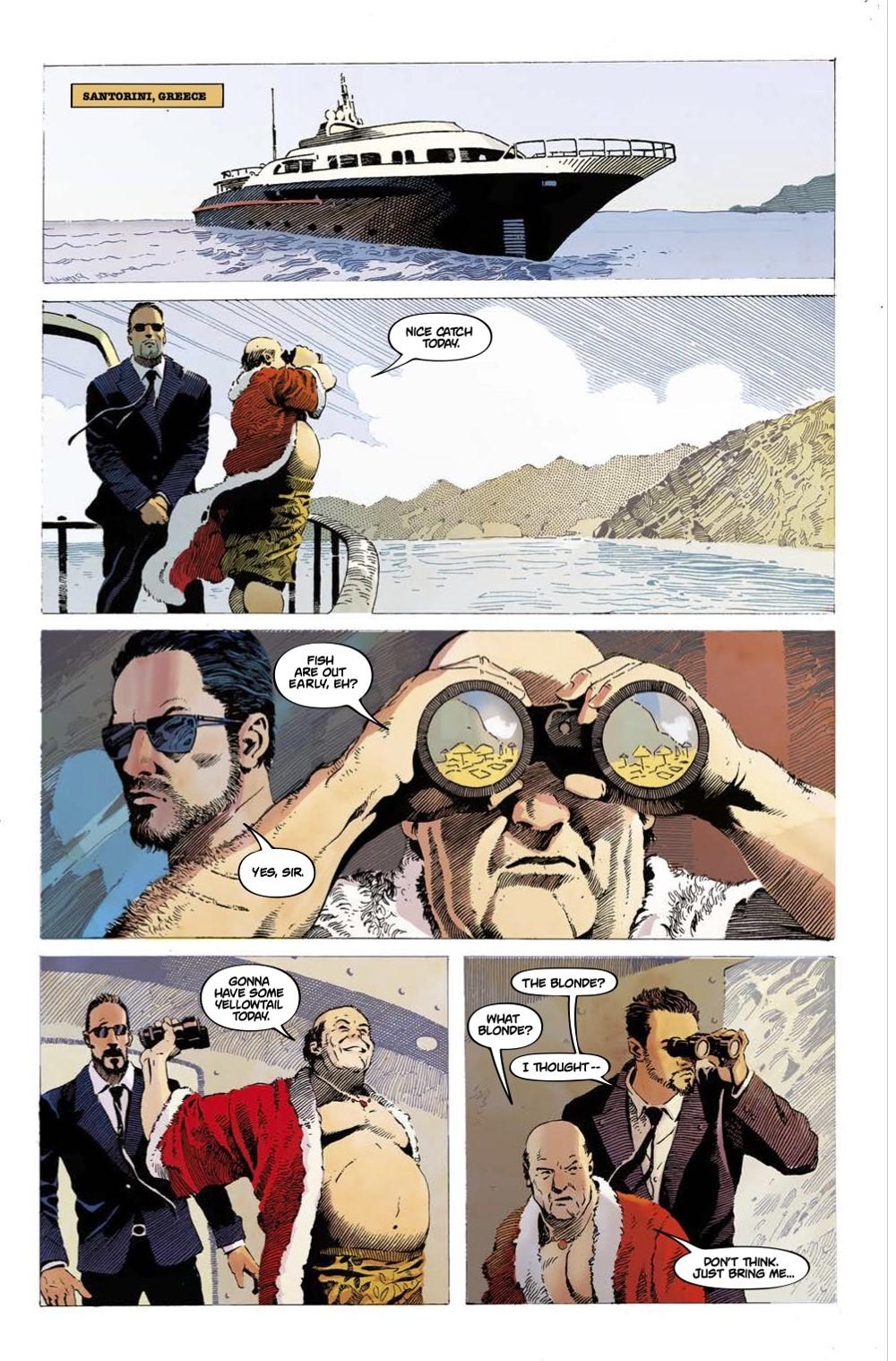 1 ComicList Previews: GUN HONEY #1
