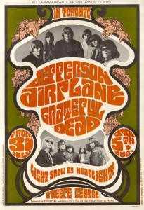 74sept21-1-205x300 Concert Poster Auctions: Grateful Dead & All the Latest Updates