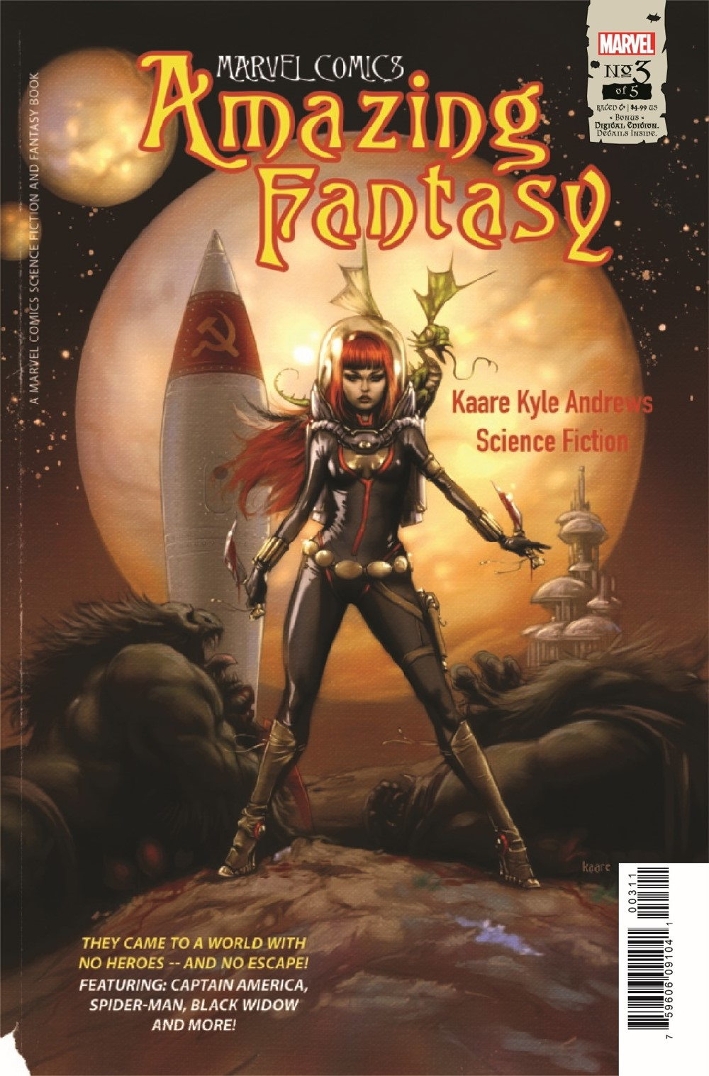 AMFAN2021003_Preview-1 ComicList Previews: AMAZING FANTASY #3 (OF 5)