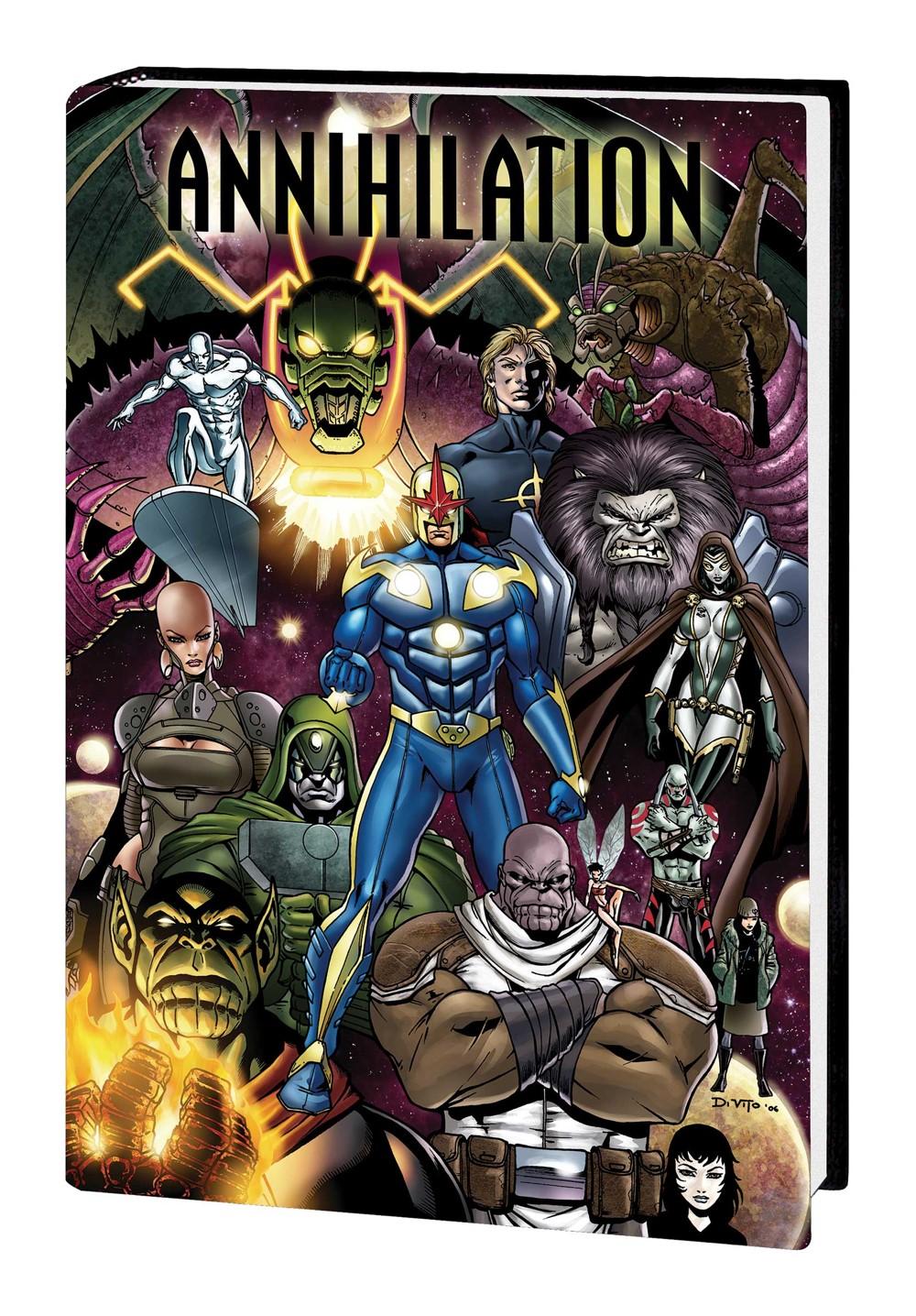 ANNIH_OMNI_HC_DIVITO Marvel Comics December 2021 Solicitations