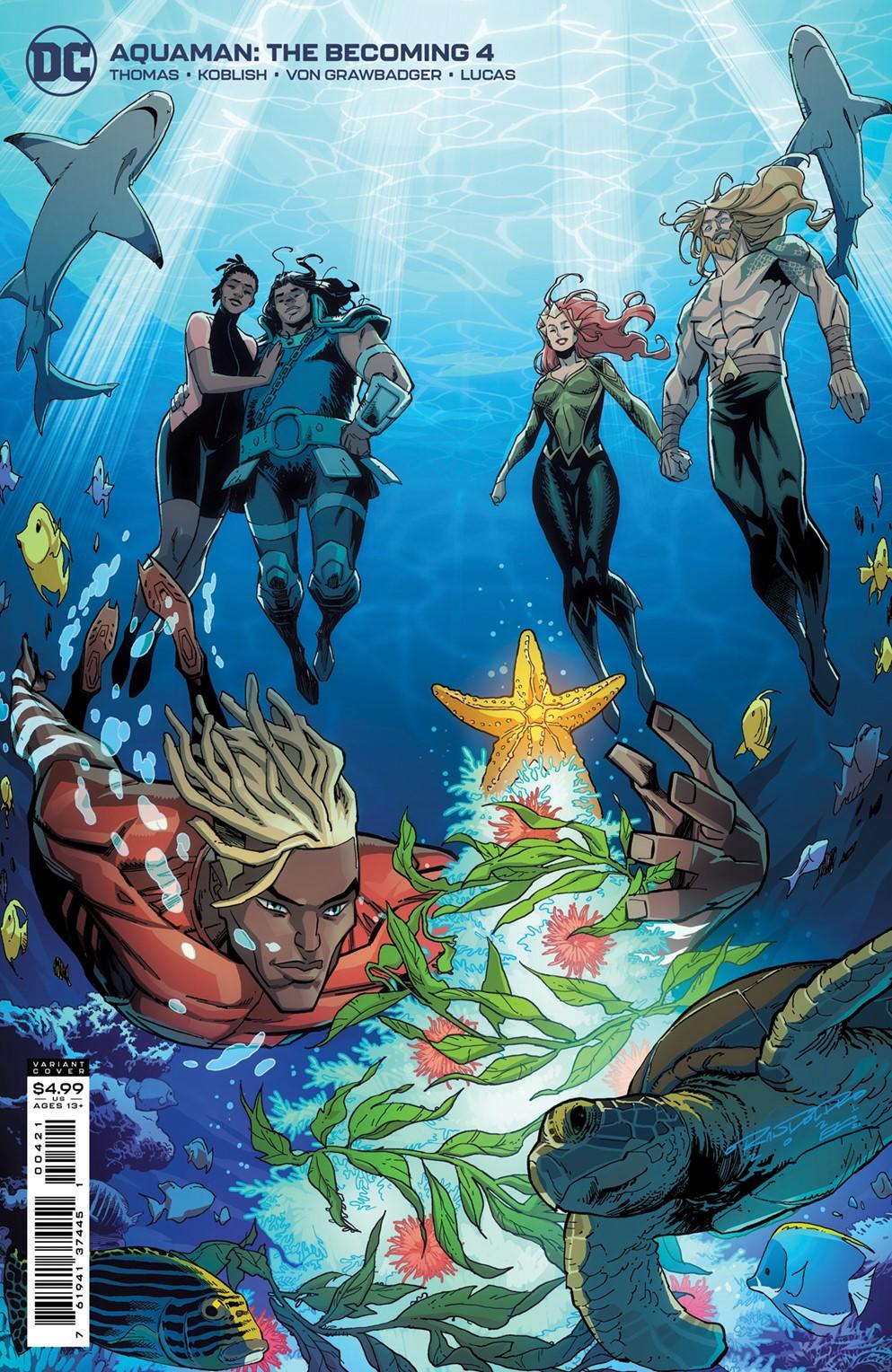 AQMTB_Cv4_var DC Comics December 2021 Solicitations