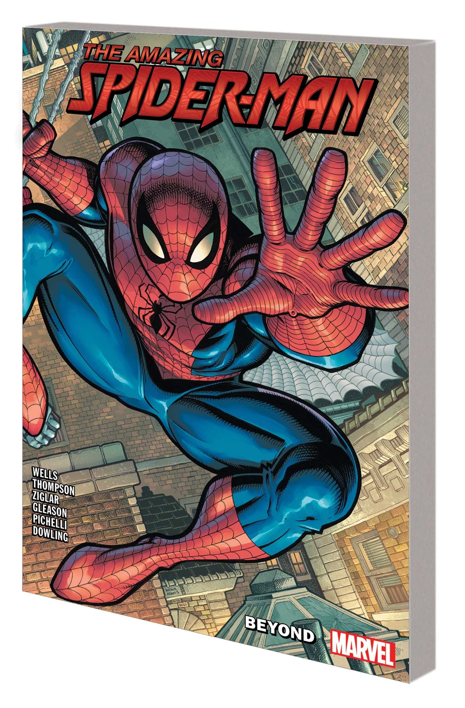 ASMBEYOND_V1_TPB Marvel Comics December 2021 Solicitations